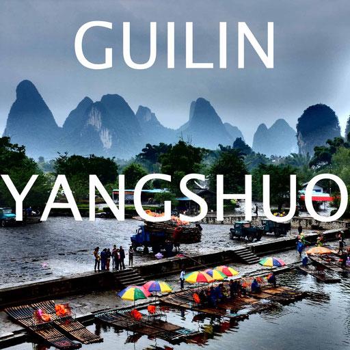 Guilin Yangshou China reiseblog