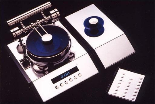 die Oyster - der einzige und heiß begenrte CD-Player von Transrotor