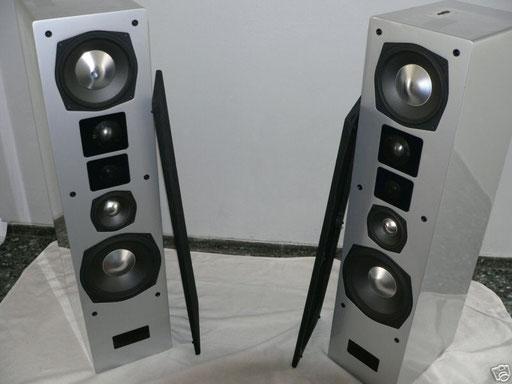 BM12: der Klassiker der deutschen High End Lautsprecher schlechthin und ein Garant für excelenten Klang seit weit über 30 Jahren!