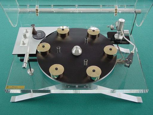 der AC, der erste Transrotor