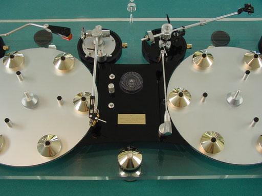 der AC Doubledeck mit seinem zentalen Motor