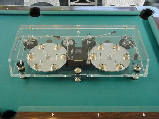 der AC Doubledeck - zwei ACs in einem großen Gehäuse - ultraselten