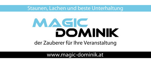 Magic Dominik Werbung