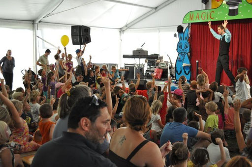 KinderBURGFestival, 2011
