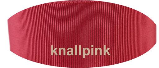 smashing pink viscose ribbon