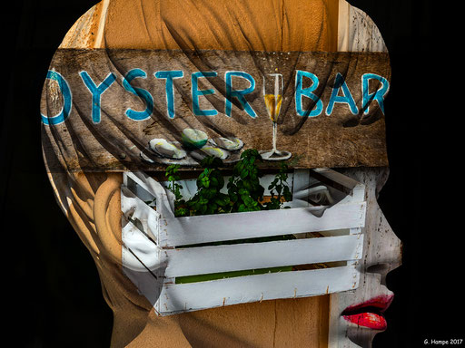 At the OYSTER BAR