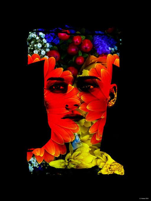 Flower man 1