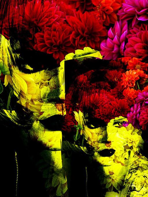 Flower woman 2