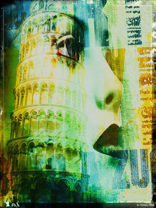 The eye and Pisa