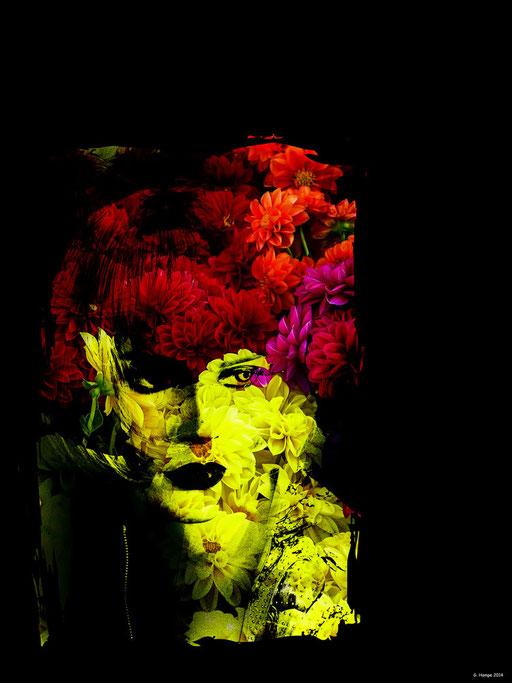 Flower woman 1