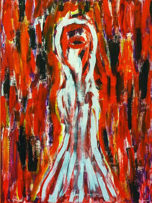 abstract no. 6 / 50x70