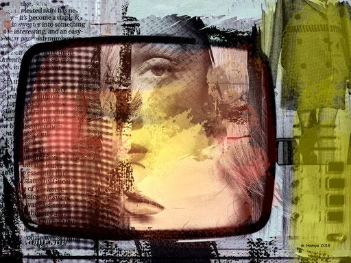 Inside the tv