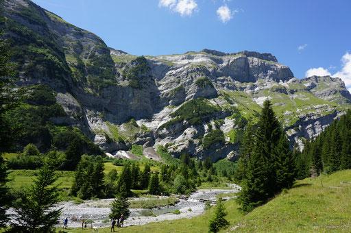 スイス東部