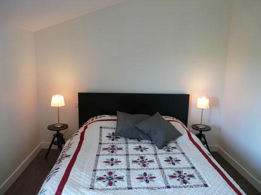 chambre sud lit en 160x200