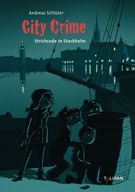 City Crime - Band 5