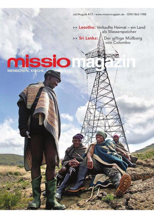 missio magazin 4-2011