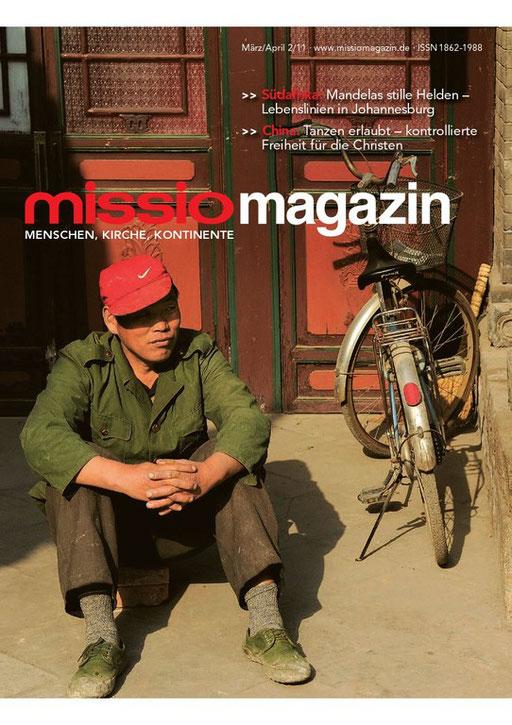 missio magazin 2-2011