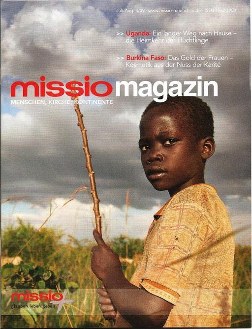 missio magazin 4-2009