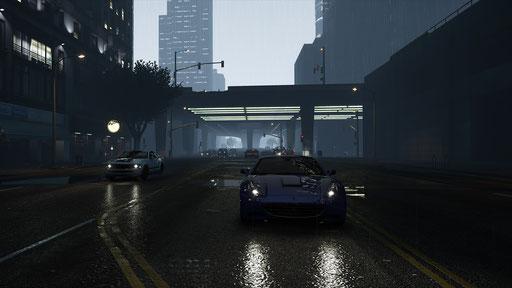 NaturalVision (NVR) Remastered Mod GTA 5 Screenshot 7