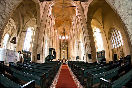 Petri Kirche Anklamm, Usedom