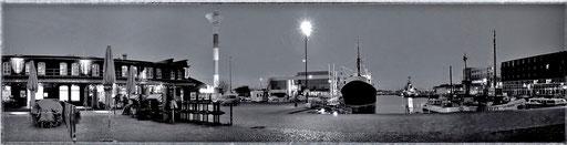 Alter Fischereihafen Bremerhaven