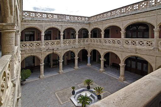 El Castillo de Luna,Rota, Andalusien