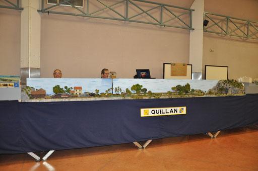 Reseau lors de l'expo d'Albi en 2011