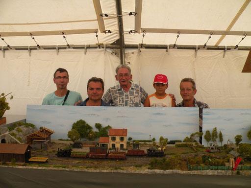 Expo de Mirepoix en 2009