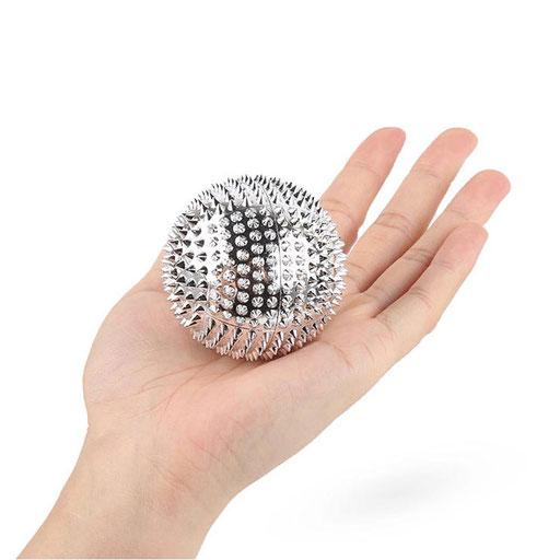 Akupunkturball und Massagegeräte