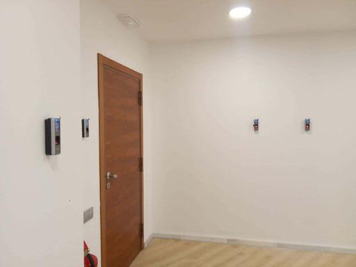 Control de acceso interior (I)
