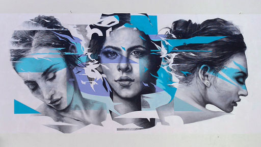 "<alt=""fresque artistique streetart le m.u.r. vesoul association Le MUR Oberkampf paris graffiti art contemporain l'ecau franche-comté art urbain design fresque murale extérieur graffmatt graff matt"