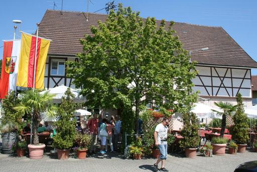 Gasthaus Krone in Ortenberg