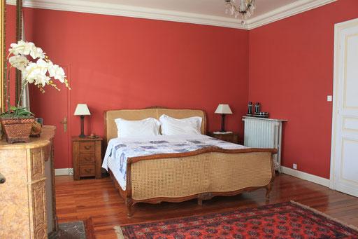 Deluxe Double bedroom, city view