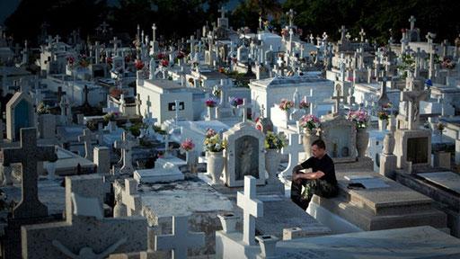 Dead Season de Adam Deyoe - 2012 / Horreur