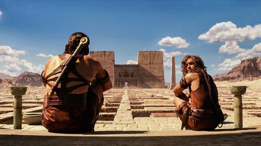Gods Of Egypt d'Alex Proyas - 2016 / Fantastique