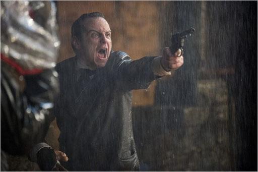 Docteur Frankenstein de Paul McGuigan - 2015 / Fantastique - Horreur