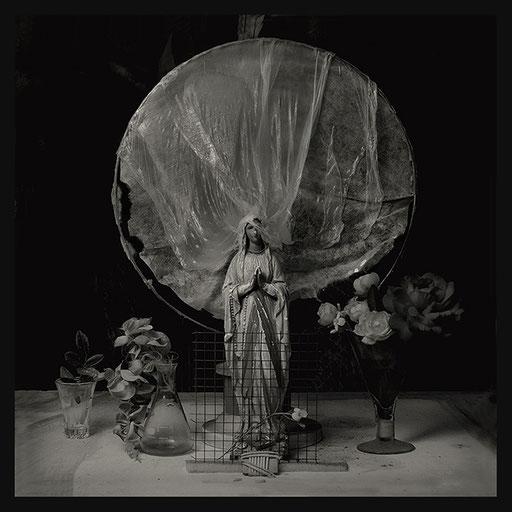 Les Oratoires Domestiques: Le Grand Hymen, 40X40cm, 2016