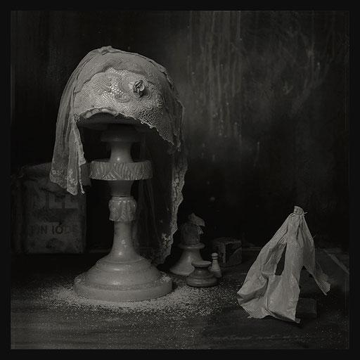 Les Oratoires Domestiques: Tête Mourir, 40X40cm, 2016