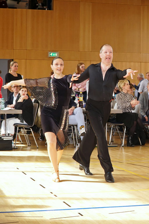 Tobias und Sandra Rackebrandt