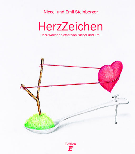 """Buch """"HerzZeichen"""""""