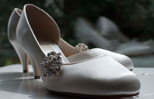 bruidsreportage (schoenen)