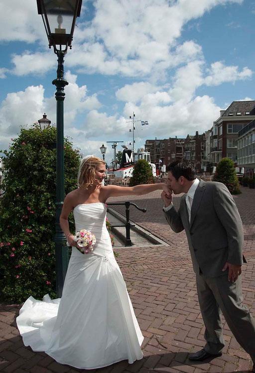 bruidsreportage (Lydia & Alex in dordrecht)