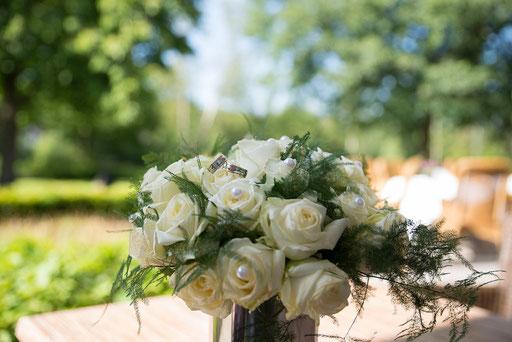 trouwreportage (Kyra & Richard bruidsboeket)