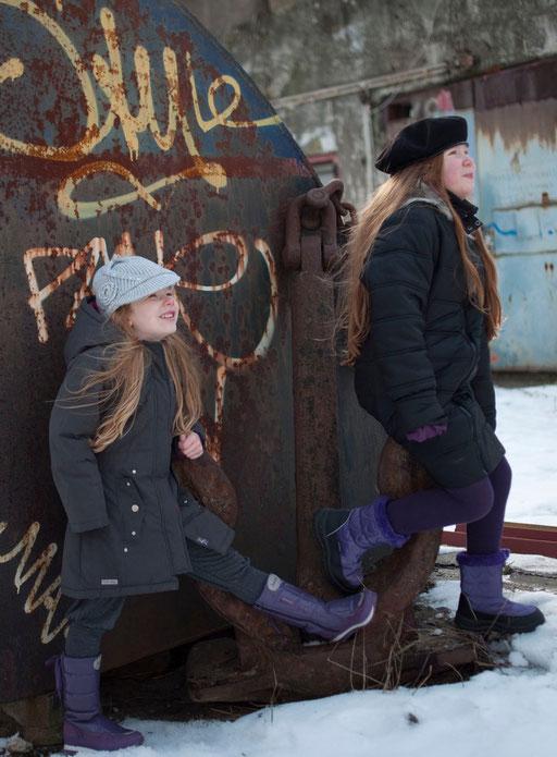 Fotoshoot Kirsten & Dagmar