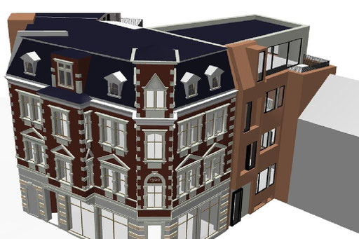 erste echte penthouse wohnung entsteht am saalplatz salzland magazin. Black Bedroom Furniture Sets. Home Design Ideas