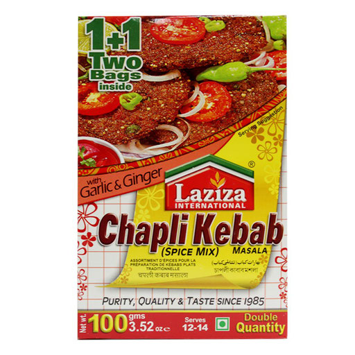 LAZIZA Chappli Kebab Masala