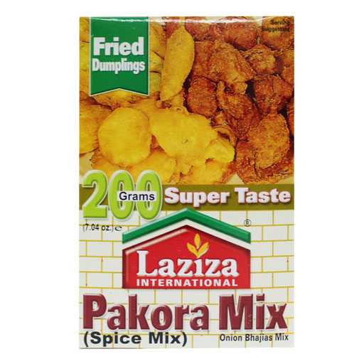 LAZIZA Pakora Masala