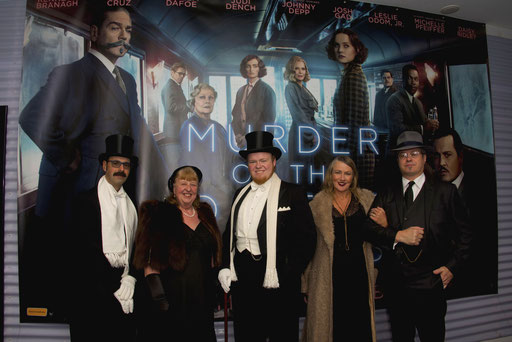 Murder on the Orient Express Adelaide Preview Screening