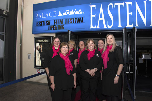The Australian Military Wives Choir at the MINI British Film Festival 2019 - Adelaide Opening Night