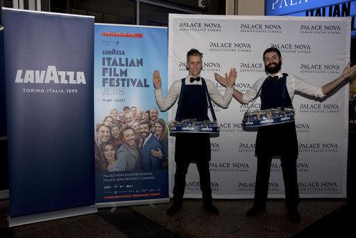 2018 Lavazza Italian Film Festival Opening Night